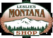 Leslie's Montana Shop