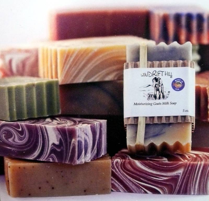Goat Milk Soap By Windrift Hill Leslies Montana Shop
