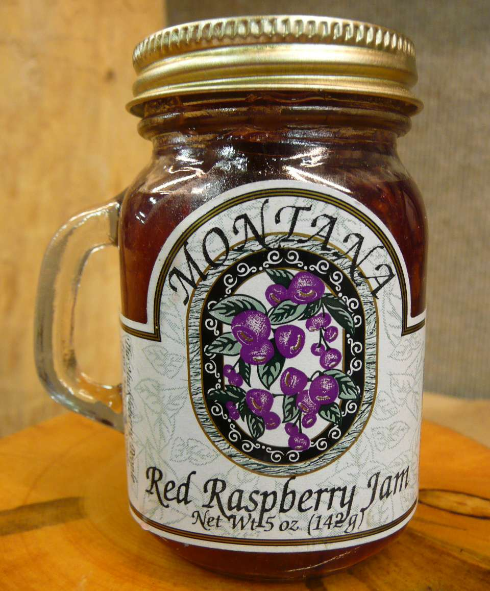 how to make red raspberry jam
